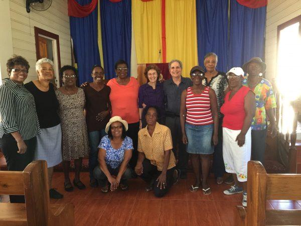 Alz Jamaica Debron chapter